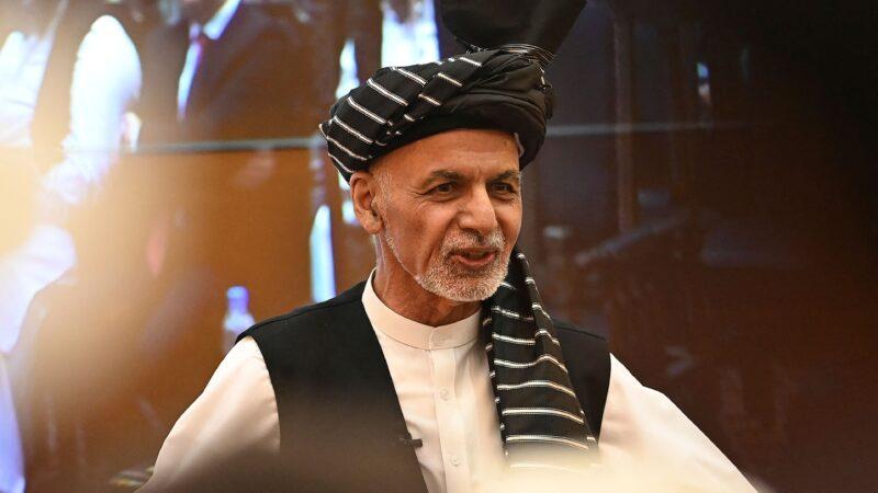 阿富汗总统被证实逃亡他国 塔利班宣布进城