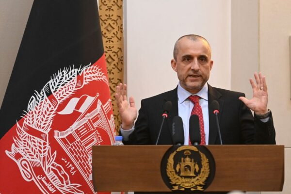 不向塔利班低頭 阿富汗副總統反攻「奪回1省」