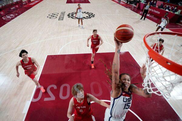 東奧女子籃球 美國締造7連霸 日本隊屈居第二