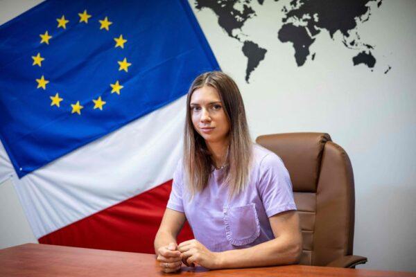 获波兰庇护 白俄选手吁同胞鼓足勇气反强人政权