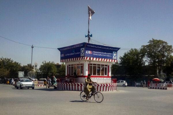 阿富汗8城沦陷 数万人出逃 喀布尔危险