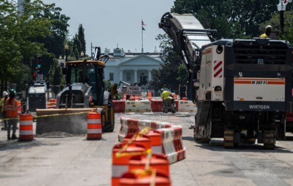 美國萬億美元基建法案 支出項目與影響一覽