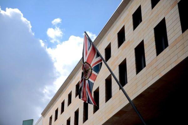 替俄国偷情报 英国大使馆雇员在德国被捕