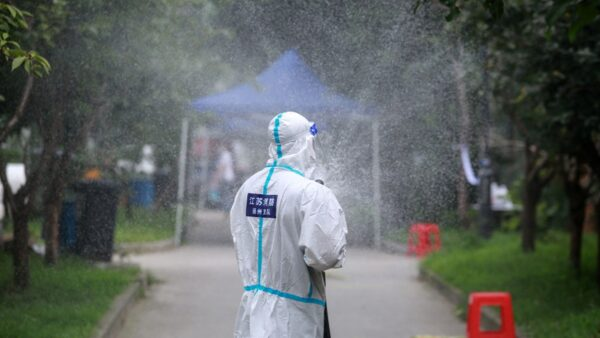 扬州又有12官员被问责 江苏因疫情处分43人