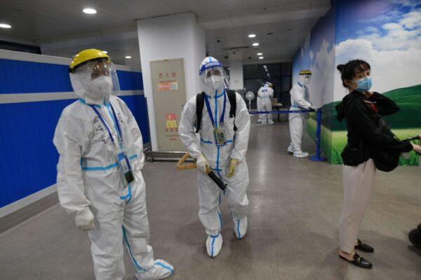 上海確診女護士被指感染Delta變異株