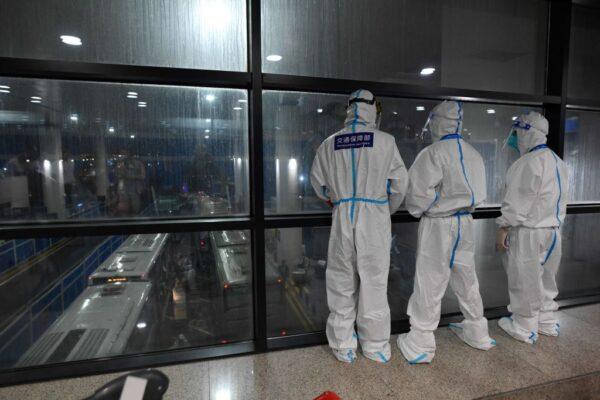 上海松江中心醫院員工檢測異常 傳醫院、市場被封