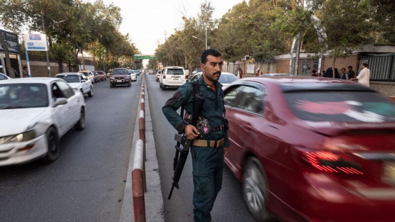 阿富汗情势急遽恶化 各国闭馆撤离反应不一
