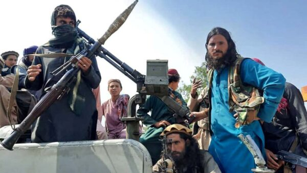 塔利班即将进入阿富汗首都   国际回应一次看