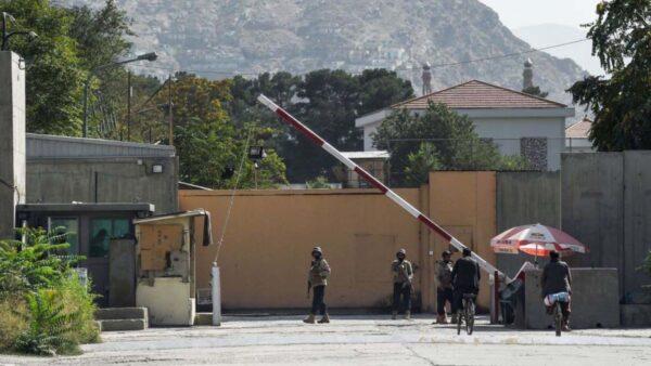塔利班正組建臨時政府  阿內政部擬和平轉移政權