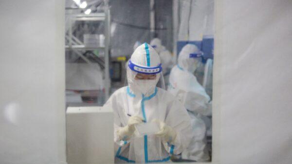 揚州3名醫生染疫 事前均已接種2劑中國疫苗