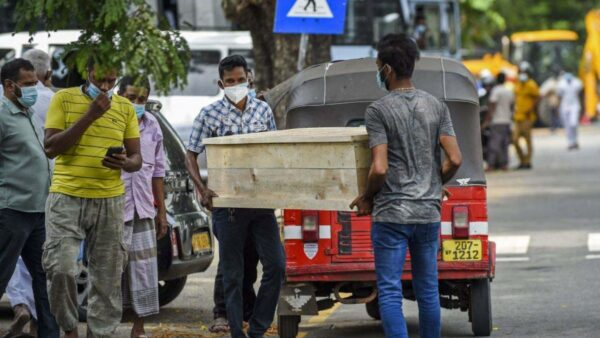 Delta再进化 斯里兰卡3个新亚种引发更多症状