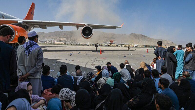 """塔利班""""钱途""""茫茫 惠誉:阿富汗GDP或下滑两成"""
