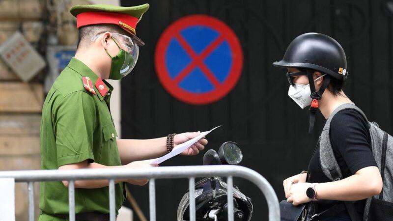 越南疫情爆发 近4个月累计逾37万人染疫