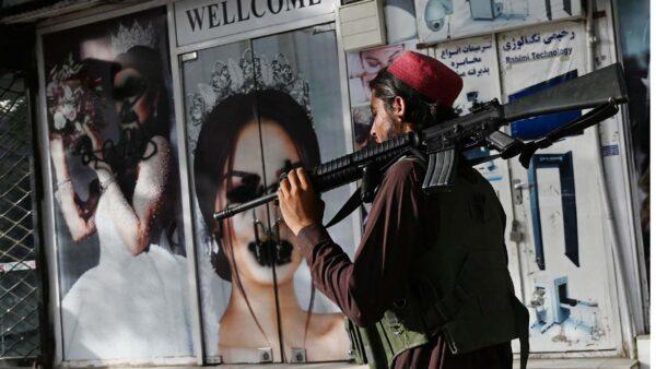 塔利班恐嚇毆打聯合國員工 與中共秀「友好關係」