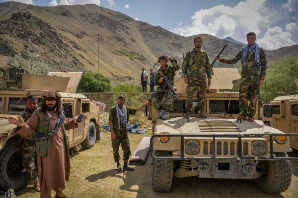 反塔利班部隊奪回巴格蘭省3個區