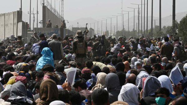 楊威:阿富汗人有機會逃離 中國人呢?