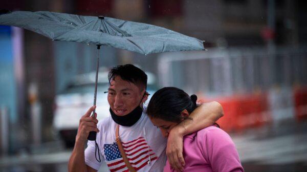 「亨利」颶風變熱帶風暴 侵襲美東 逾五千萬人受影響