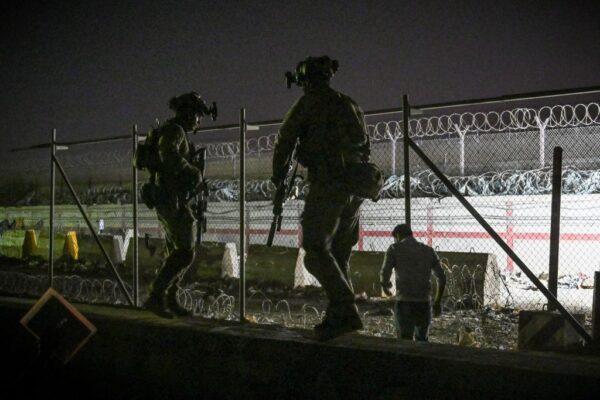 喀布爾機場交火 美德軍捲入 阿富汗士兵1死