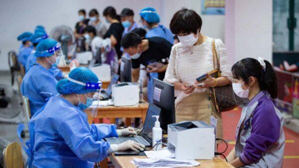 接种疫苗业绩压力大 中国多地爆跨区抢人大战