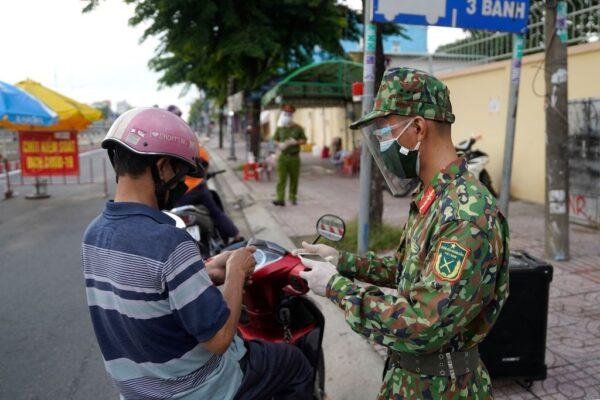 【最新疫情】越南連續確診破萬 不准民眾外出買食物