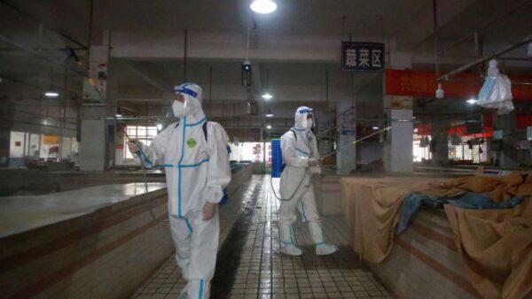 揚州防疫封鎖滿月 民調逾七成「非常不滿意」