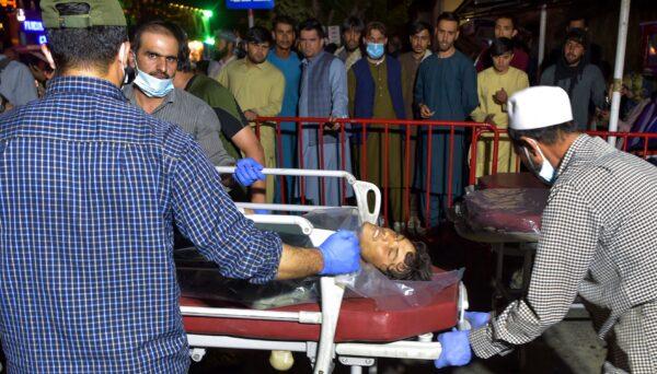 喀布爾機場外發生自殺式爆炸 美軍12死15傷