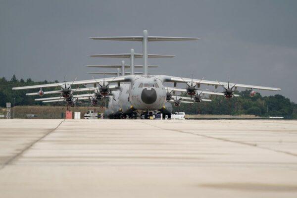 美军31日全面撤出 谁能掌控喀布尔机场