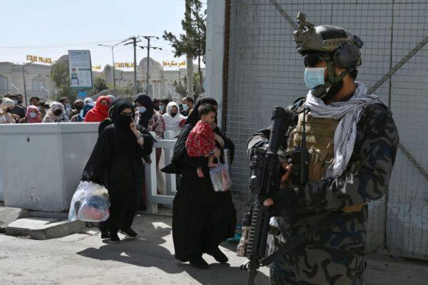 明確可信威脅 美籲公民速離喀布爾機場