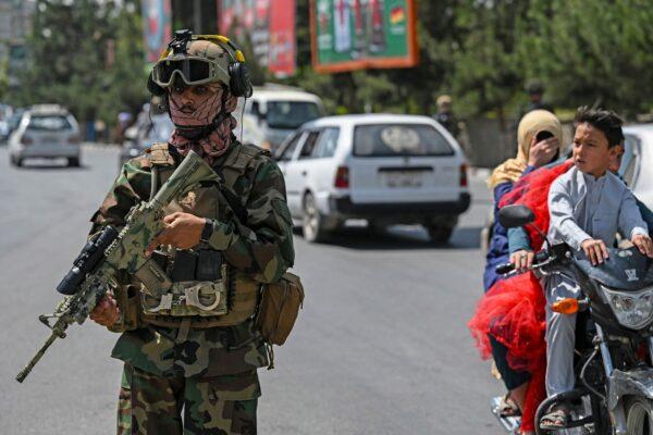 美官员澄清与塔利班共享撤员名单误解