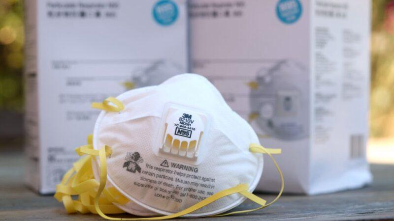 中國疫情凶險難料 衛健委要求各家備口罩