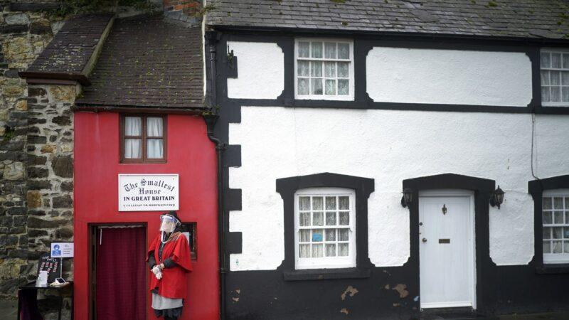 超迷你! 吉尼斯認證英國最小房 年均訪客超5萬