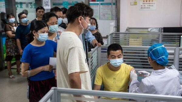 中国多地抢人打疫苗 民众揭与人口数据有关