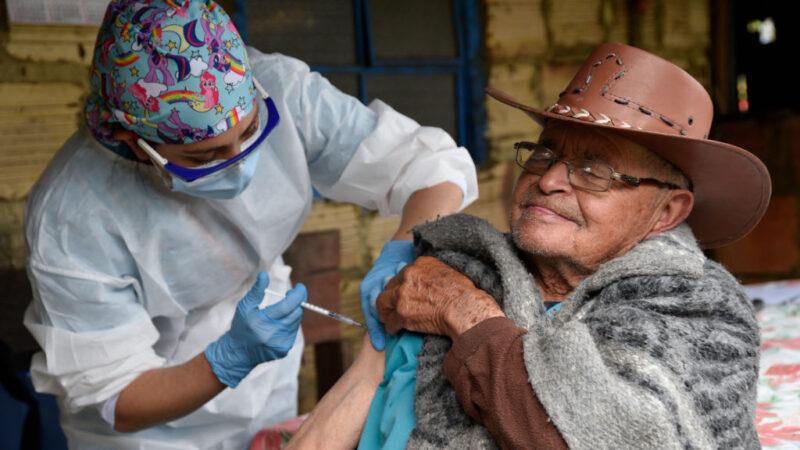 居民對疫苗說No 哥國市鎮:不得離開住處