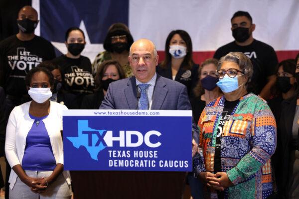 德州众议长签逮捕令 抓52名缺席民主党议员