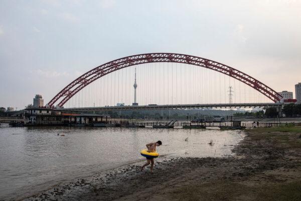 汉江流域发生洪水过程 四川七县市可能有山洪