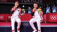 直落二擊敗中國組合 印尼羽球女雙喜摘首金