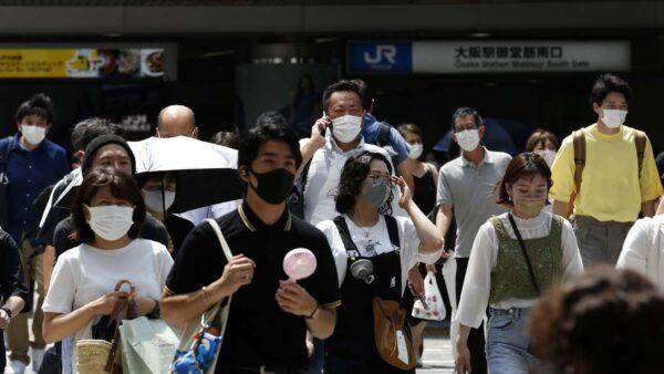 染疫華人在日本到處播毒自誇「抗日」 惹怒眾網友