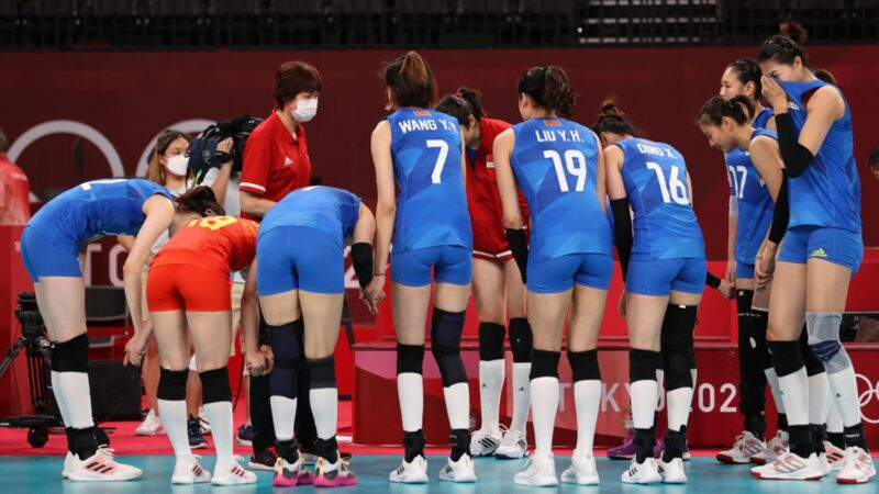 中國女排退出亞錦賽 背後原因眾多