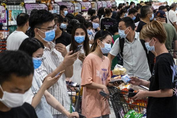 武漢一街道升中風險區 地鐵3、6號線部分關閉