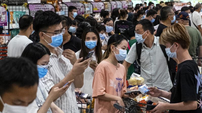 武汉一街道升中风险区 地铁3、6号线部分关闭