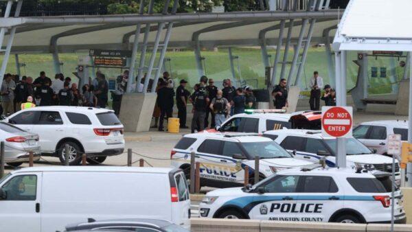 突發:五角大樓前發生槍擊案後封鎖 有警員被射殺