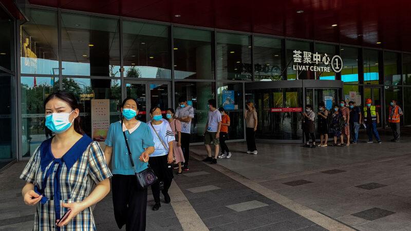 湖北荊州高鐵站防疫不力 19人被追責