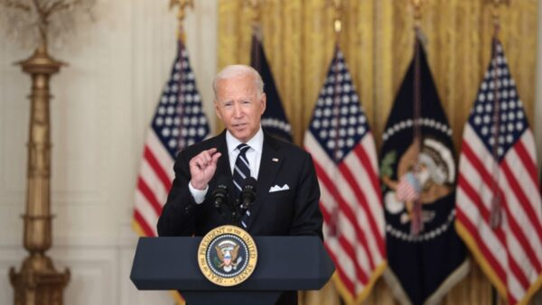 拜登:美軍將留在阿富汗 直到美國公民全部撤離