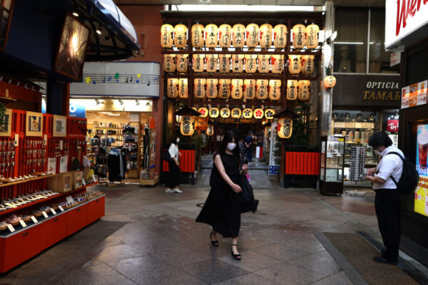 疫情不止 日本紧急事态再追加北海道等8地
