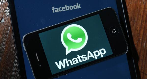 塔利班仍定性為恐怖組織 WhatsApp帳戶遭臉書封鎖