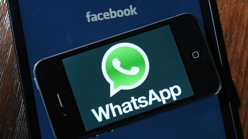 塔利班仍定性为恐怖组织 WhatsApp账户遭脸书封锁