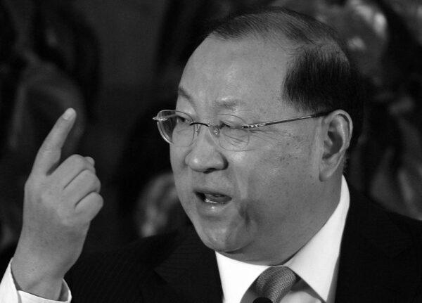 家中失火 中共財政部前部長金人慶死亡