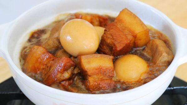 【美食天堂】泰式卤肉卤蛋做法 五花肉这样做最好吃!