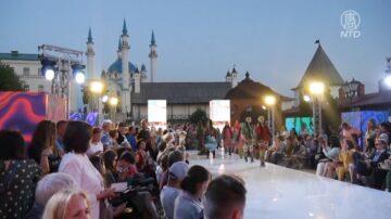 藝術和時尚的文化密碼 俄羅斯民間藝術節