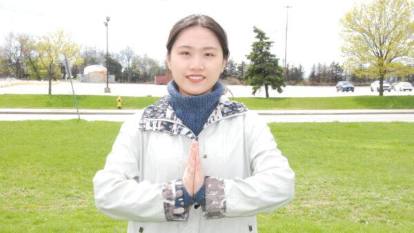 寻获生命真谛 一位20岁大陆留学生的故事
